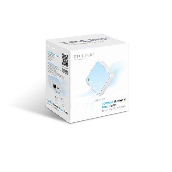 TP-LINK TL-WR802N Nano routeur sans fil