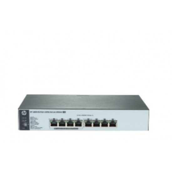 HP 1820-8G-PoE+ Switch Gigabit Ethernet