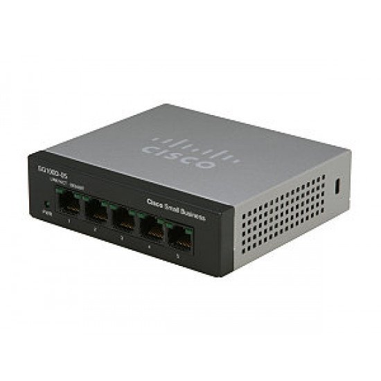 Cisco Small Business SF110D-05 Switch Fast Ethernet