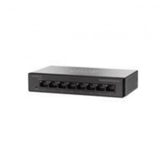 Cisco Small Business SF110D-08HP Switch Fast Ethernet