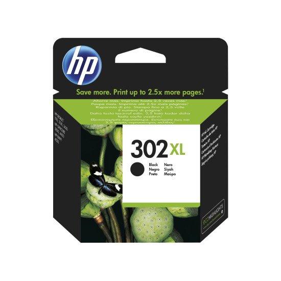 HP 302XL / F6U68AE  Cartouche encre / Noir