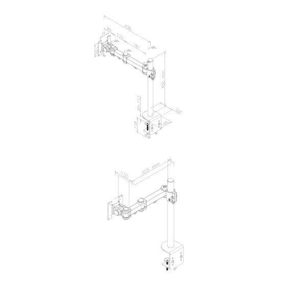 Newstar FPMA-D960 support bureau