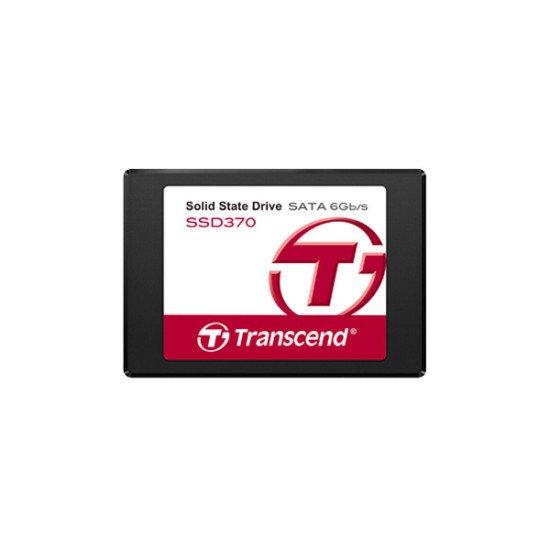 """Transcend 370S disque SSD  2,5"""" SATA MLC 32 Go"""