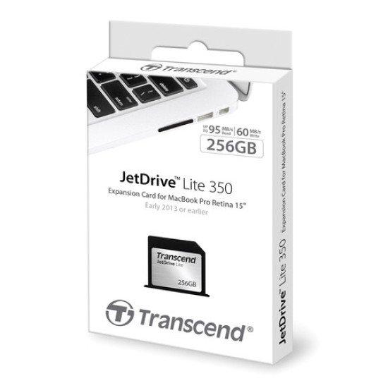 Transcend JetDrive Lite 350 MLC 256 Go