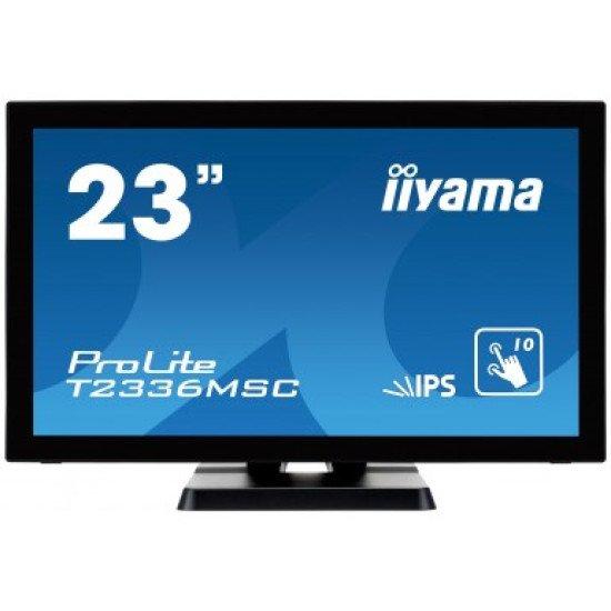 "Iiyama écran tactile 23.6"" T2336MSC-B2"