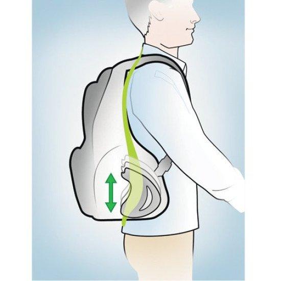 """Kensington Contour Backpack Laptop Case - 17"""""""