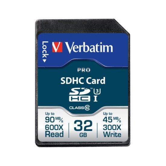 Verbatim SDHC UHS 32 Go