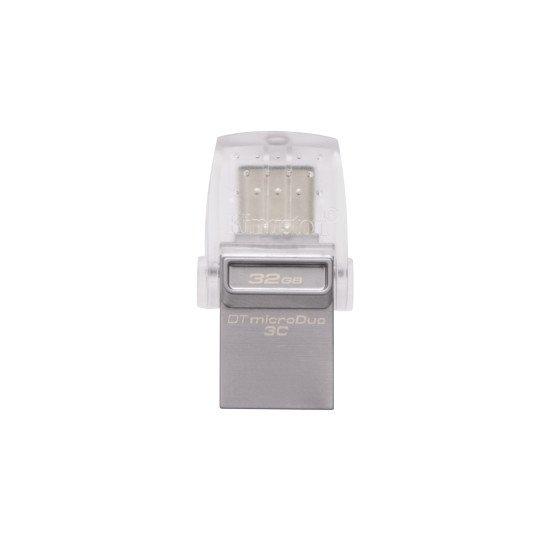 Kingston DataTraveler microDuo 3C USB 3.1 32 Go