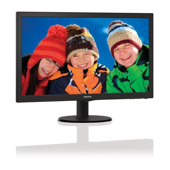 """Philips V Line 243V5LHSB/00 écran PC 24"""" Full HD"""