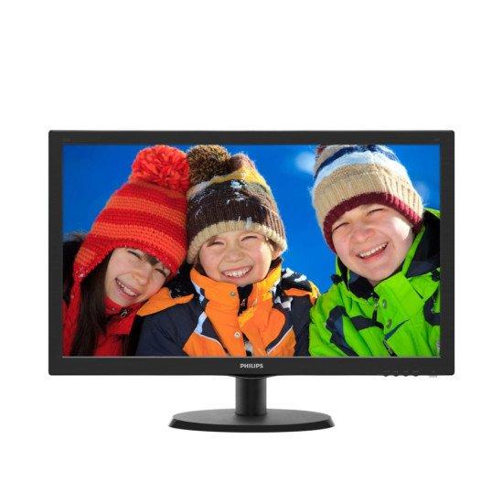 """Philips V Line 223V5LHSB2/00 écran PC 22"""" Full HD"""
