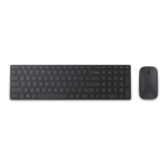 Microsoft Designer Clavier Bluetooth AZERTY BE Noir