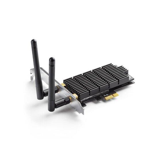 TP-LINK AC1300 Adaptateur réseau Avec fil PCI