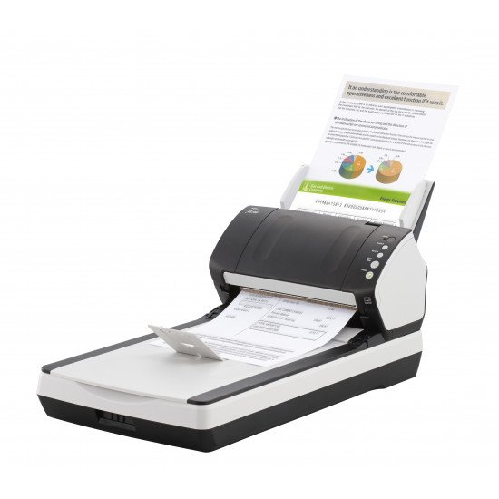 Fujitsu fi-7240 scanner