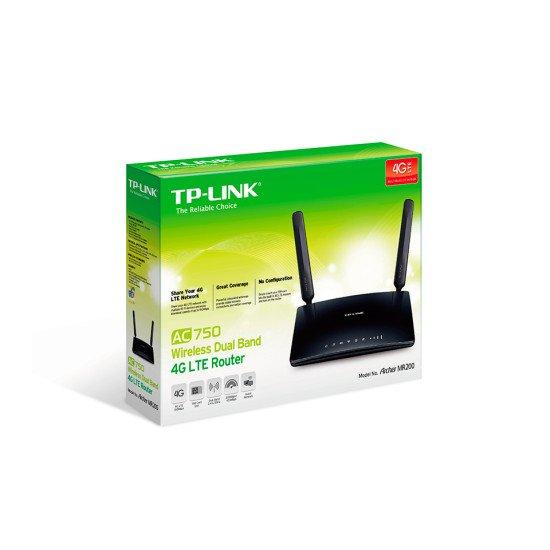 TP-LINK ARCHER MR200 Routeur Wi-fi double bande AC750