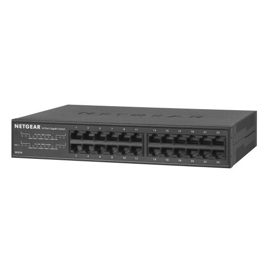 Netgear GS324 Switch Gigabit Ethernet
