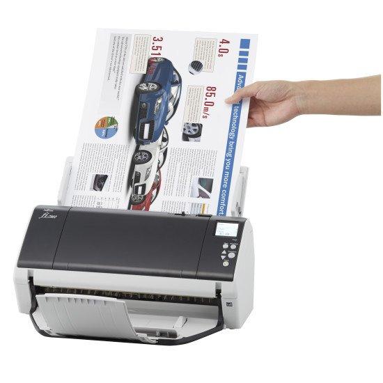 Fujitsu fi-7480 scanner
