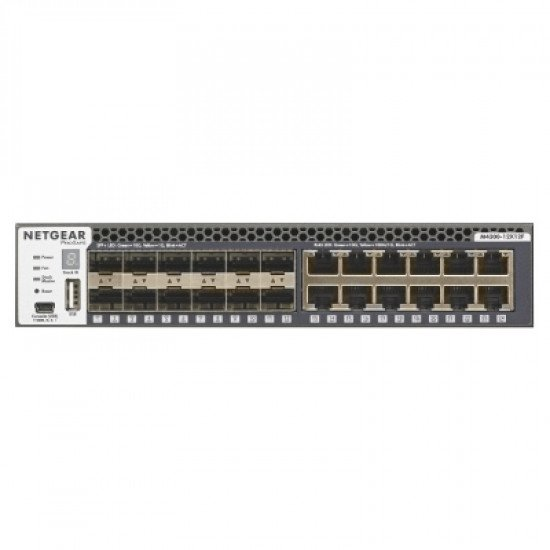 Netgear M4300-12X12F Switch 10 Gigabit Ethernet