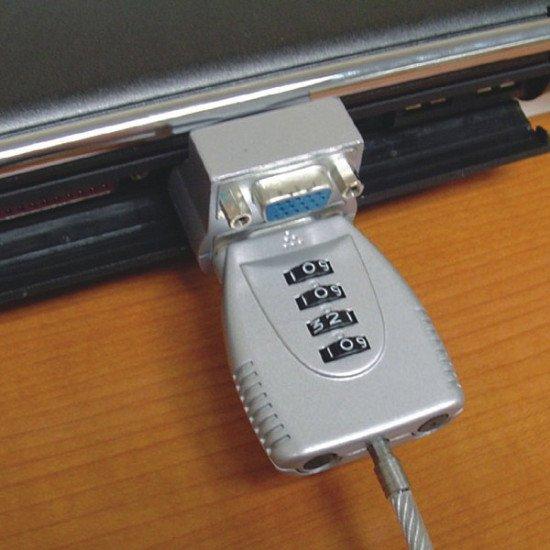 Newstar NSVGALOCK câble antivol