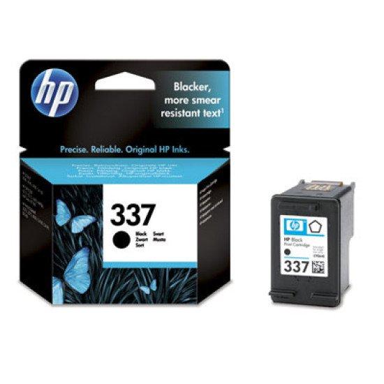 HP 337 / C9364EE Cartouche encre / Noir