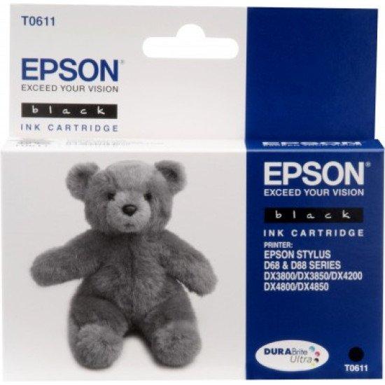 Epson T0611 Cartouche encre Noir
