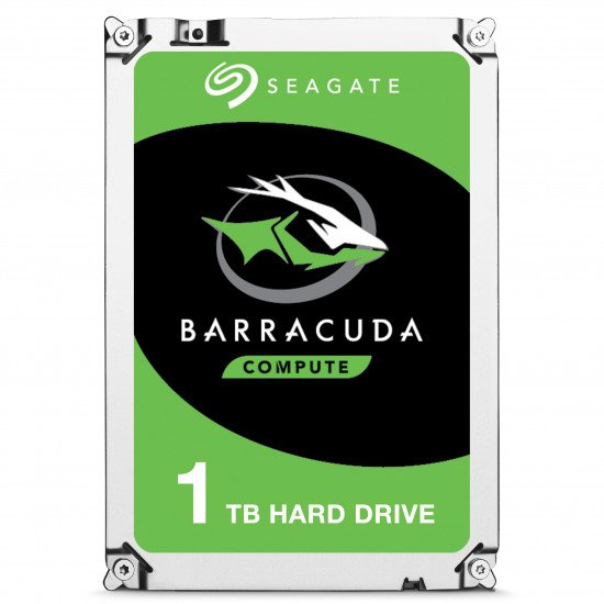 "Seagate Barracuda ST1000DM010 disque dur 3.5"" 1 To SATA III"