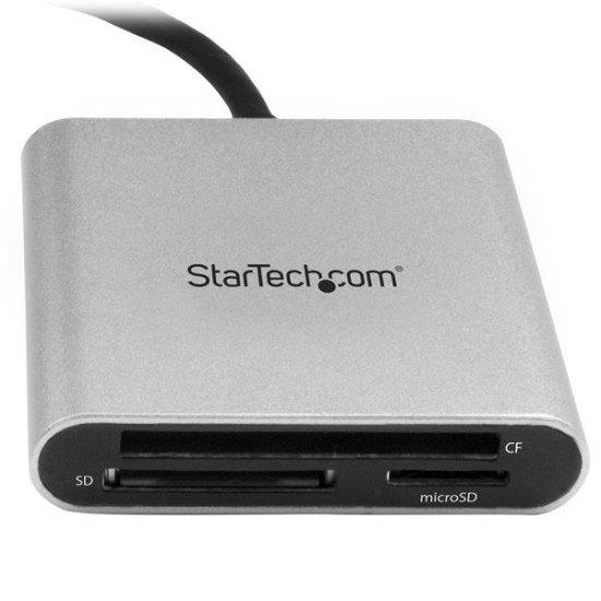 StarTech.com Lecteur et enregistreur multicartes USB 3.0 avec USB-C