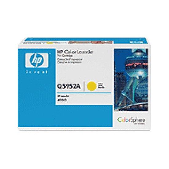 HP 643A / Q5952A Toner Jaune