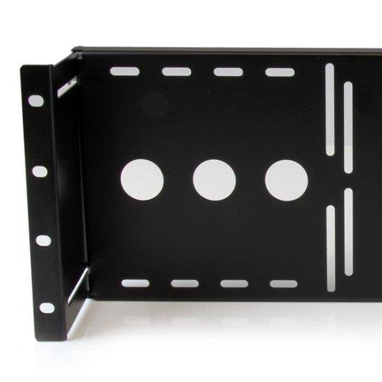 StarTech.com Support de fixation d'écran LCD VESA universel pour rack ou armoire 48 cm