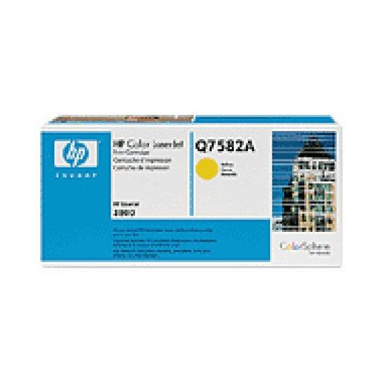 HP 503A / Q7582A Toner Jaune