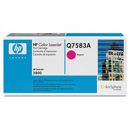 HP 503A / Q7583A Toner Magenta