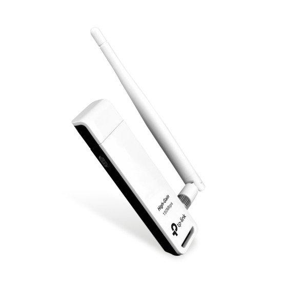 TP-LINK TL-WN722N carte réseau WLAN 150 Mbit/s
