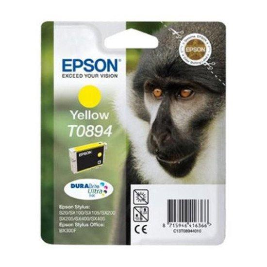 Epson T0894 Cartouche jaune