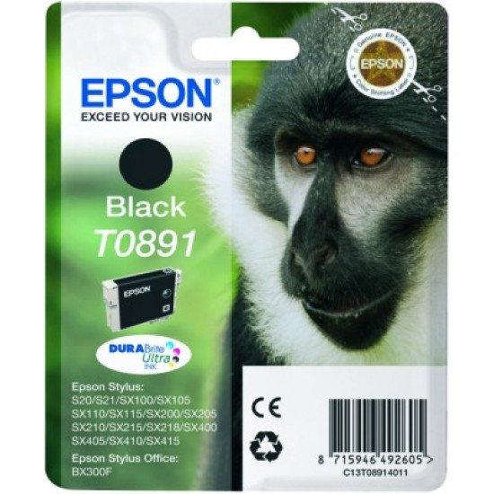 Epson T0891 Cartouche encre noir