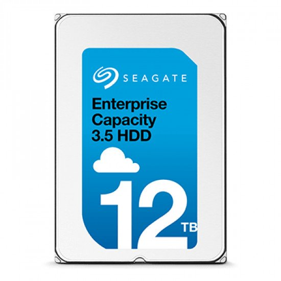 "Seagate Enterprise ST12000NM0017  3.5"" 12 To SATA III"