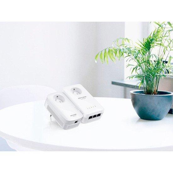 TP-LINK TL-WPA8635P KIT 1200 Mbit/s Ethernet/LAN Wifi CPL 2 pièce(s)