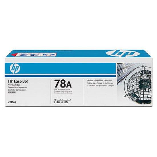 HP 78A / CE278A Toner Noir