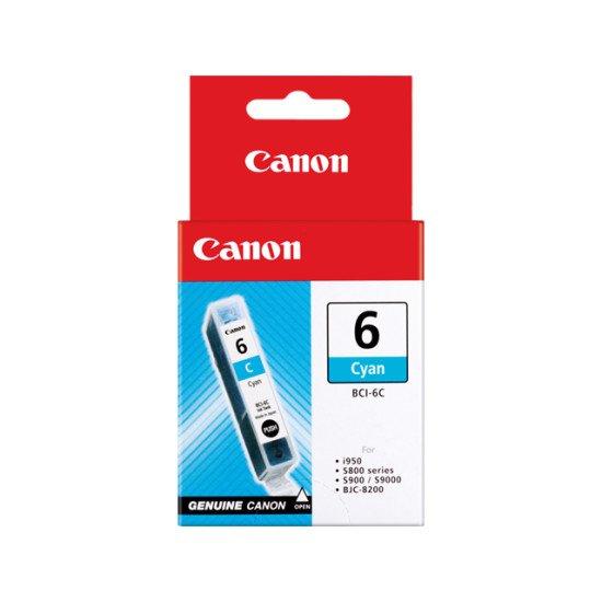 Canon BCI-6C Cartouche encre / Cyan