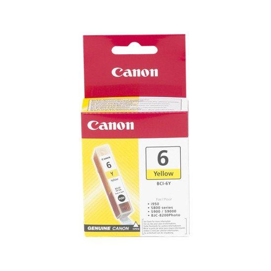 Canon BCI-6Y Cartouche encre / Jaune