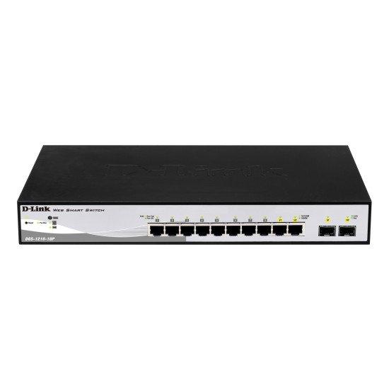 D-Link DGS-1210-10P Switch Gigabit Ethernet