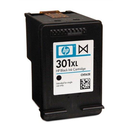 HP 301XL / CH563EE Cartouche encre / Noir