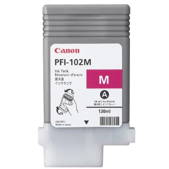 Canon PFI-102M Original Magenta