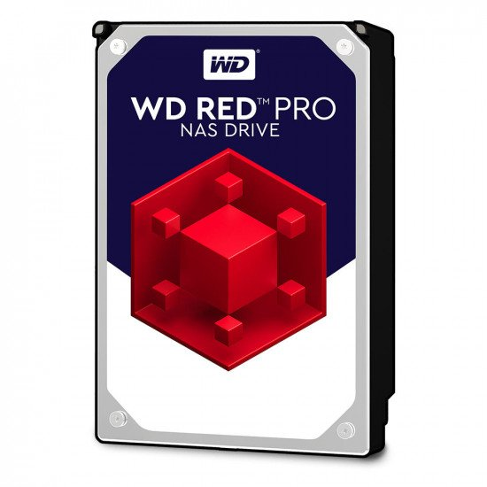 "Western Digital WD4003FFBX RED PRO 3.5"" 4 To SATA III"