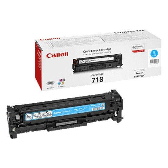 Canon  718  / 2662B005 Toner  Noir