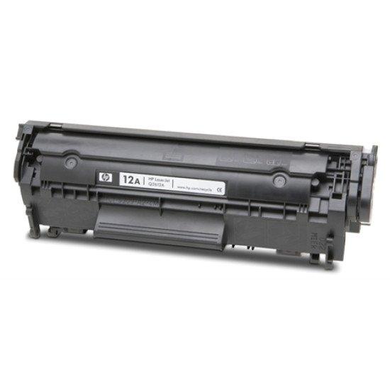 HP 12A / Q2612A Toner Noir