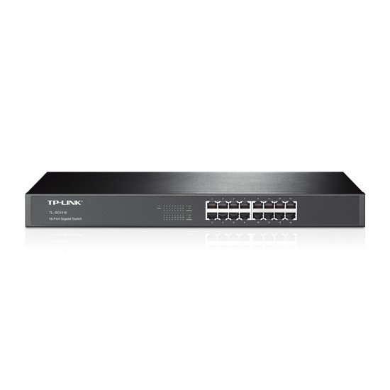 TP-LINK TL-SG1016 16-Port Switch Gigabit Ethernet