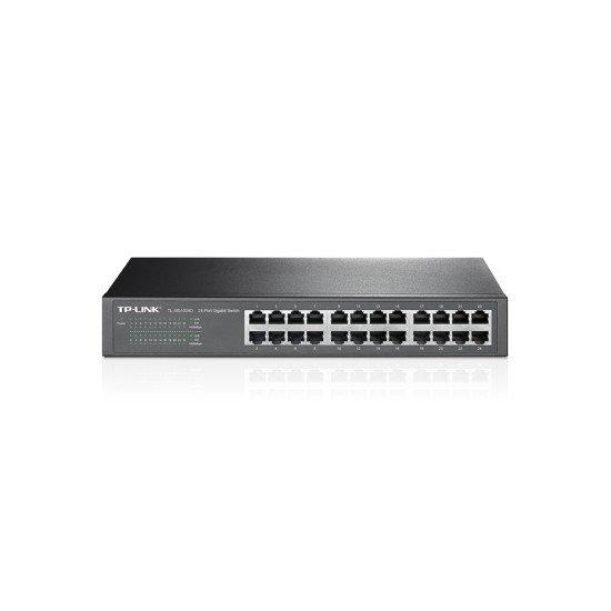 TP-LINK TL-SG1024D 24-Port Switch Gigabit