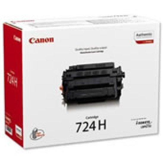 Canon  CRG-724H / 3482B002 Toner  Noir