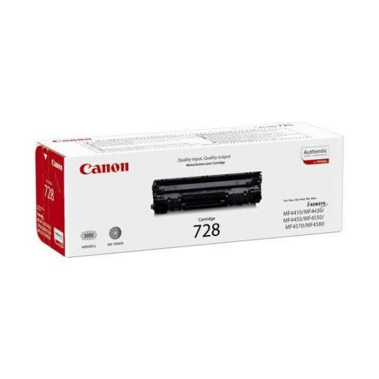 Canon  CRG 728 / 3500B002 Toner  Noir