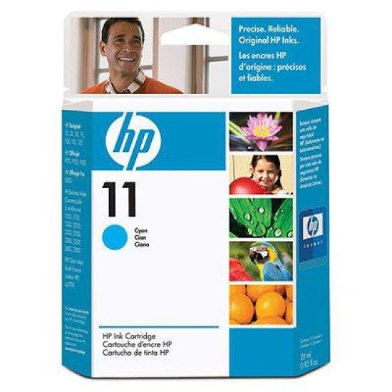HP 11 / C4836A Cartouche encre / Cyan