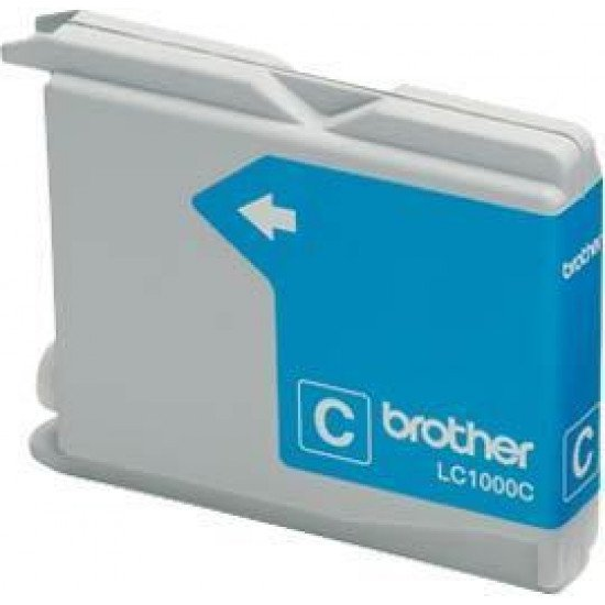 Brother LC-1000C cartouche encre /  Cyan
